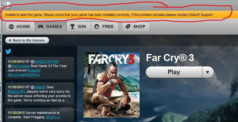 Far Cry 3 руководство запуска по сети img-1