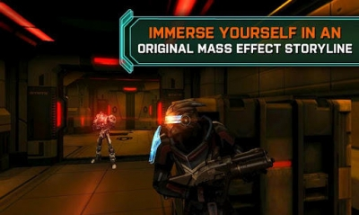 Mass Effect Infiltrator (2012) Android