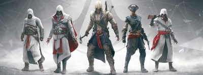 Слухи о новом герое Assassins Creed