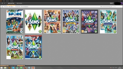 обмен Sims 3 All Mode