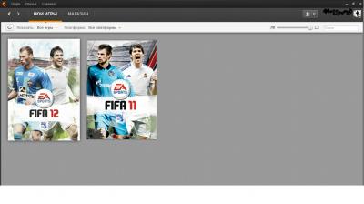 Fifa12,Fifa11 на что нибудь другое.