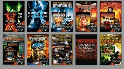 Продам Аккаунт Origin с Антологией Command & Conquer (Без почты)