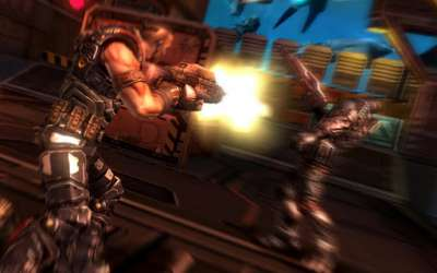 Shadowgun: DeadZone на Windows/mac/Facebook