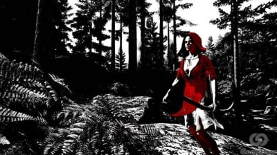 Анонсирован черно-бело-красный шутер