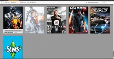 ������ ������� Battlefield 3 Premium+Mass efect 3 � �.�.