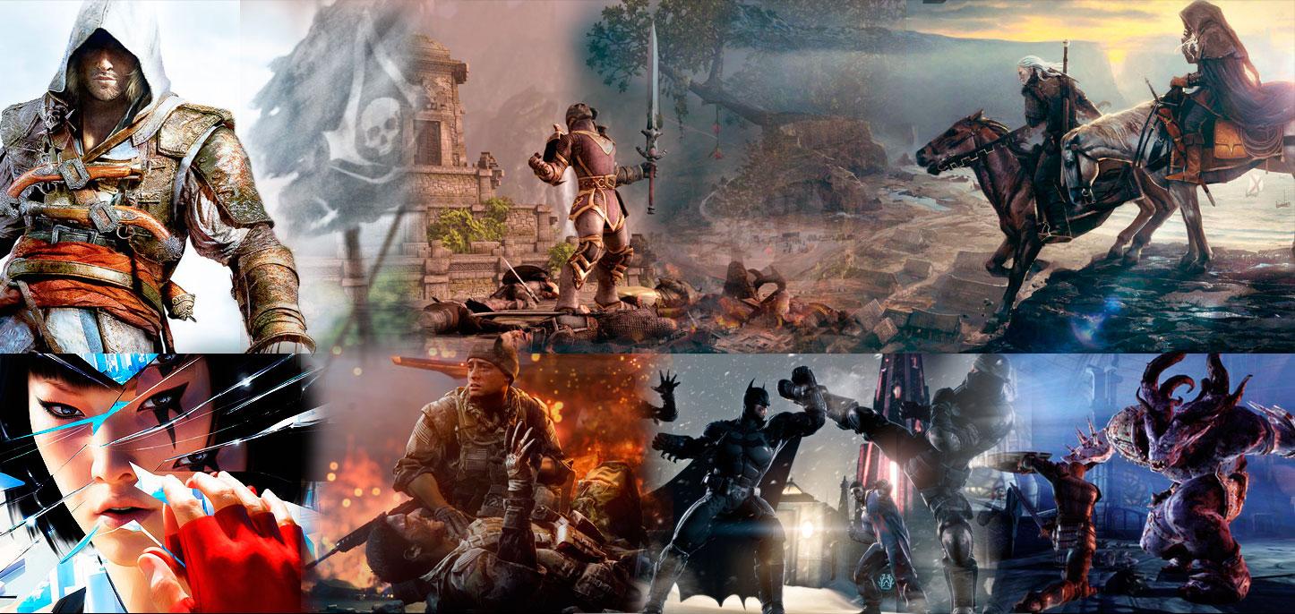 20 игр 2013 года: