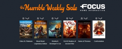Продам The Humble Weekly Sale: Focus Home Interactive без BTA