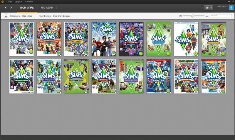 The Sims 3+15DLC