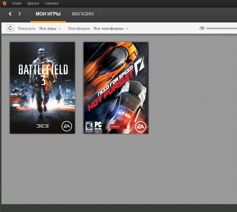 Battlefield 3 +NFS Hot Pursuit