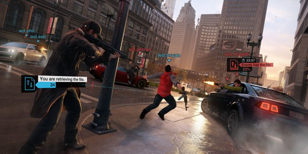 ������� ���� Watch Dogs �� ���� �� �������