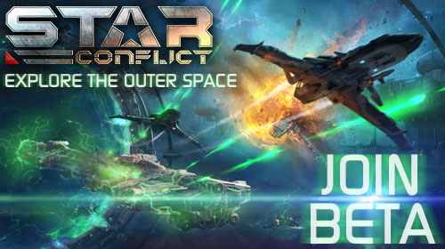 Star Conflict Invasion Mode