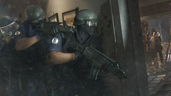 � Rainbow Six: Siege, �� ������ �������������, �� ����� �������� � ���� ������