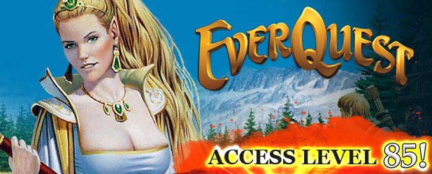 EVERQUEST: GET A LEVEL 85 ACCOUNT AND CURRENCY FOR FREE