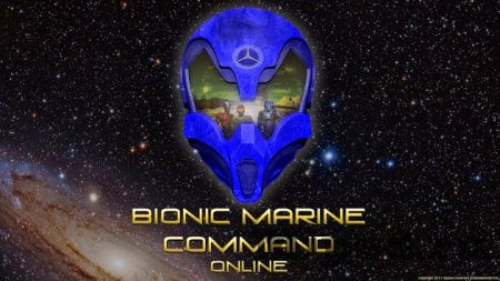 Игра Bionic Marine Command Online STEAM