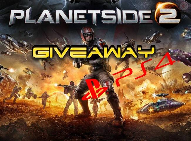 [PS4] Planetside 2 (Closed Beta Europe)