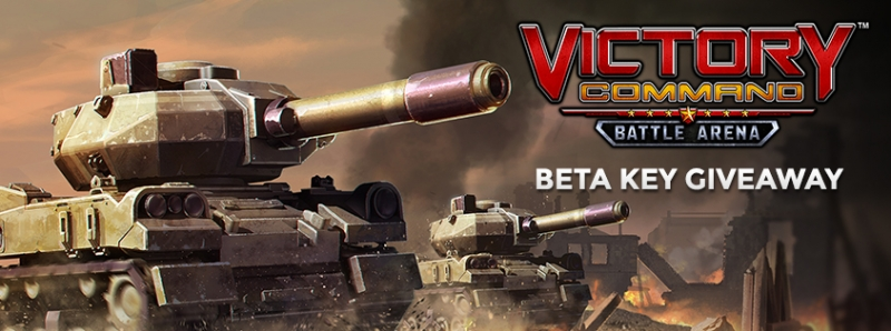 Victory Command Beta Key Giveaway