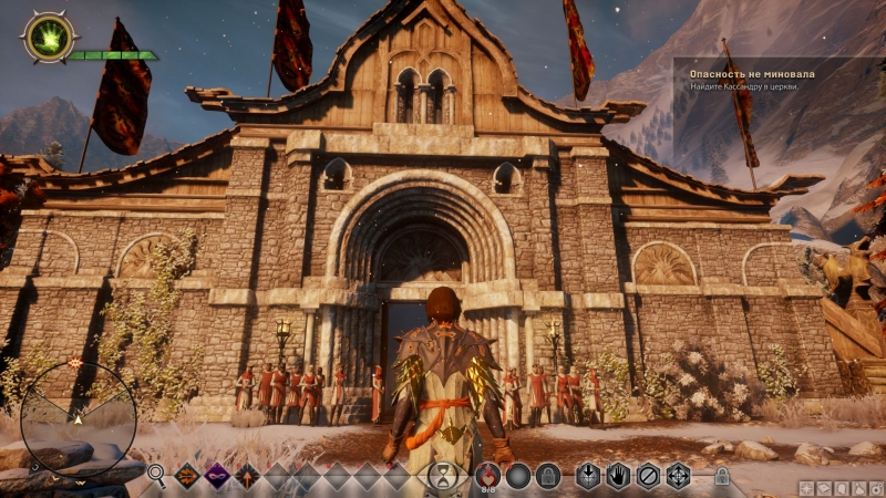 Прохождение Dragon Age: Inquisition