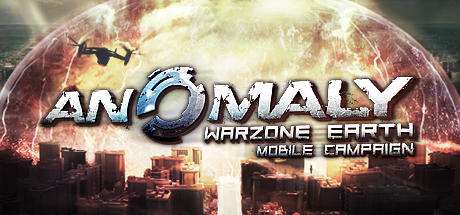 Anomaly Warzone Earth Mobile Campaign Free Steam Key