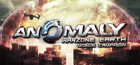 [Steam] Anomaly Warzone Earth Mobile Campaign