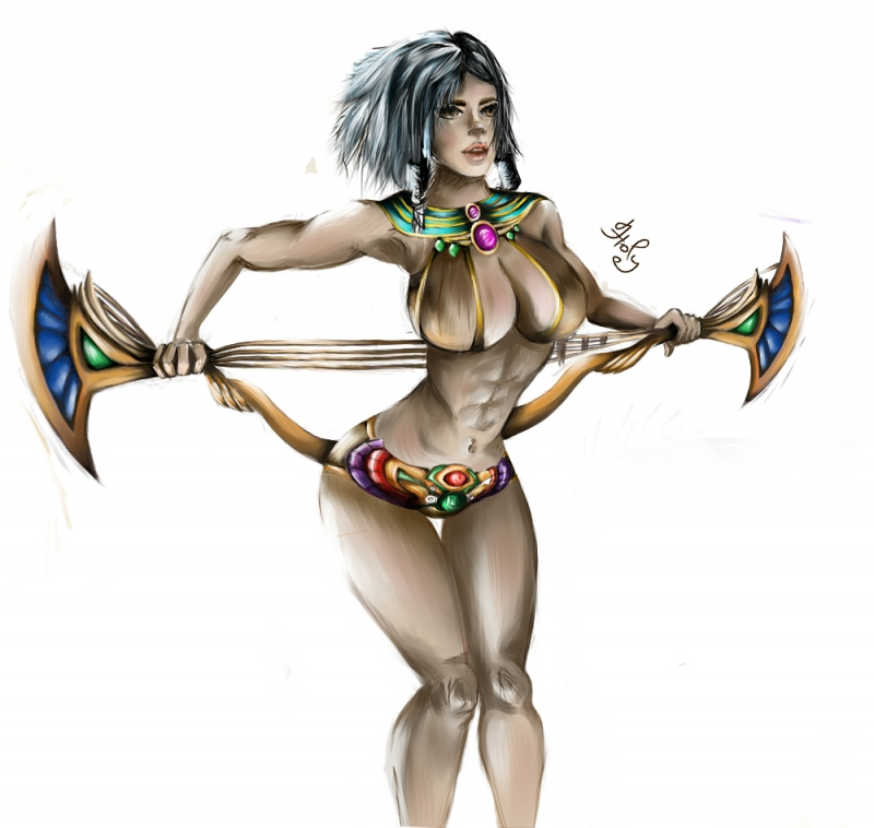 Neith - Smite - Art