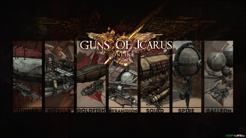 Возраждаем Guns of icarus Online