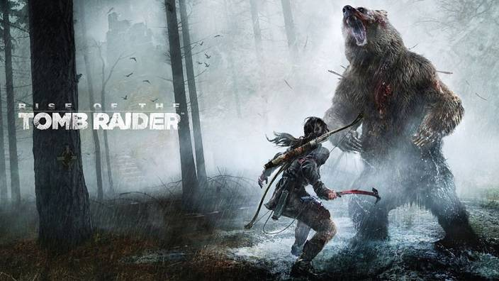 ���� �������� PC-������ ���� Rise of the Tomb Raider � ������ 2016 ����!