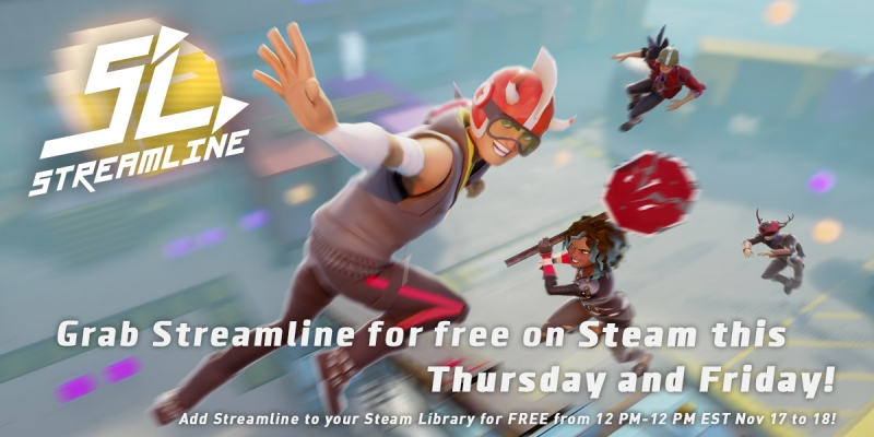 Free copy of Streamline Forever