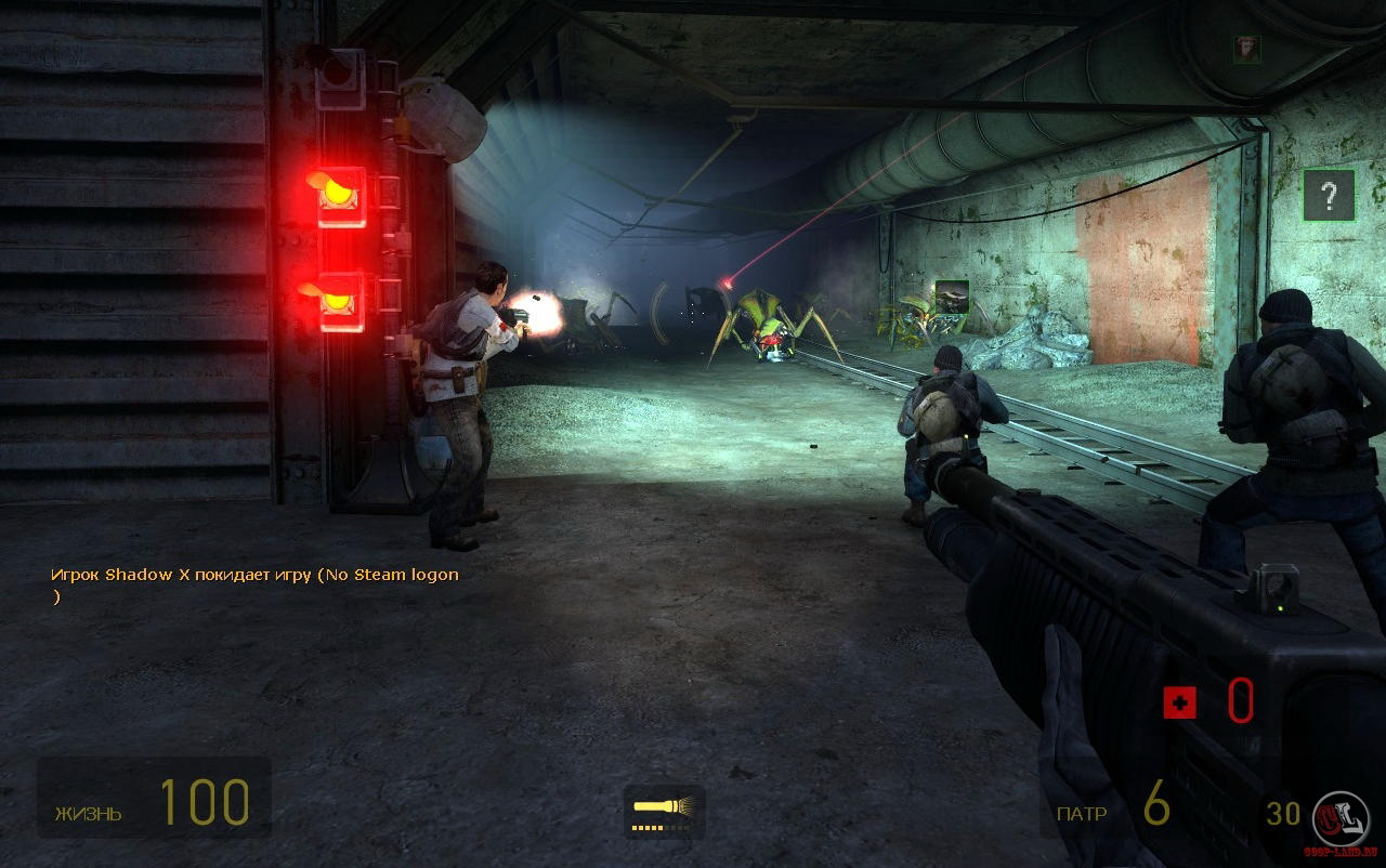 how to use mods with synergy half life