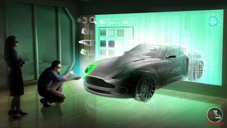 Nvidia анонсировала 3d vision 2 0