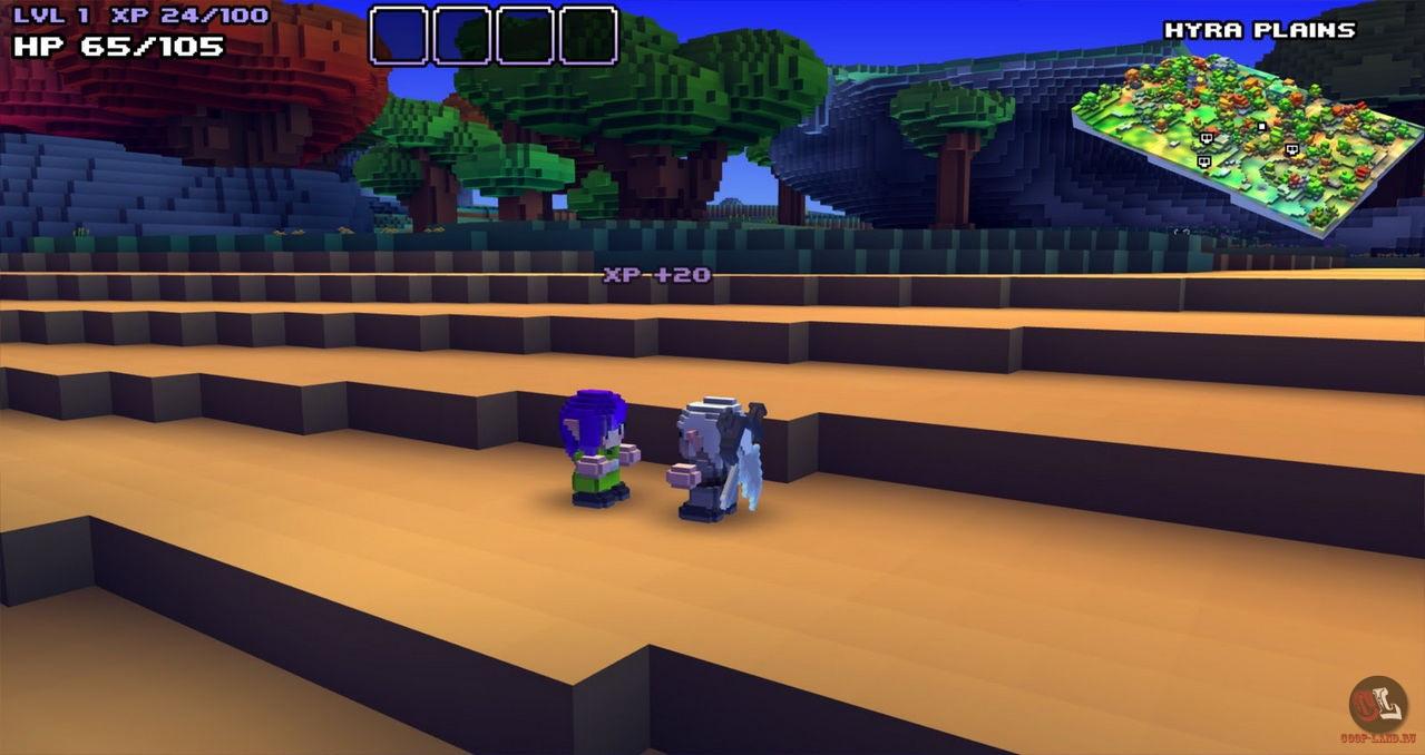 игра cube world 1