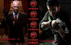 Codename 47 vs Sam Fisher