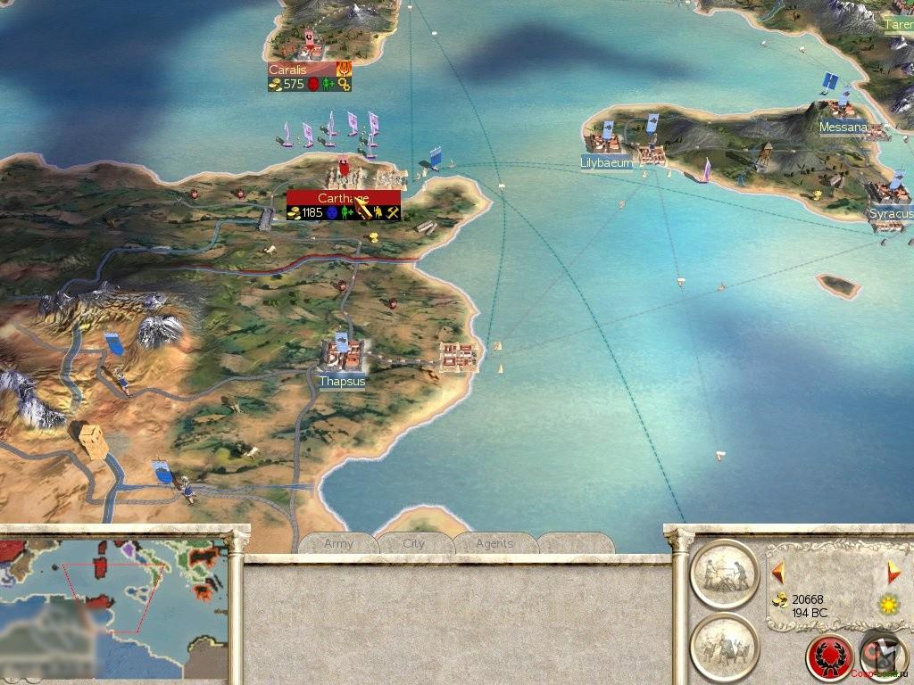 Игра Rome Total War Без Регистрации