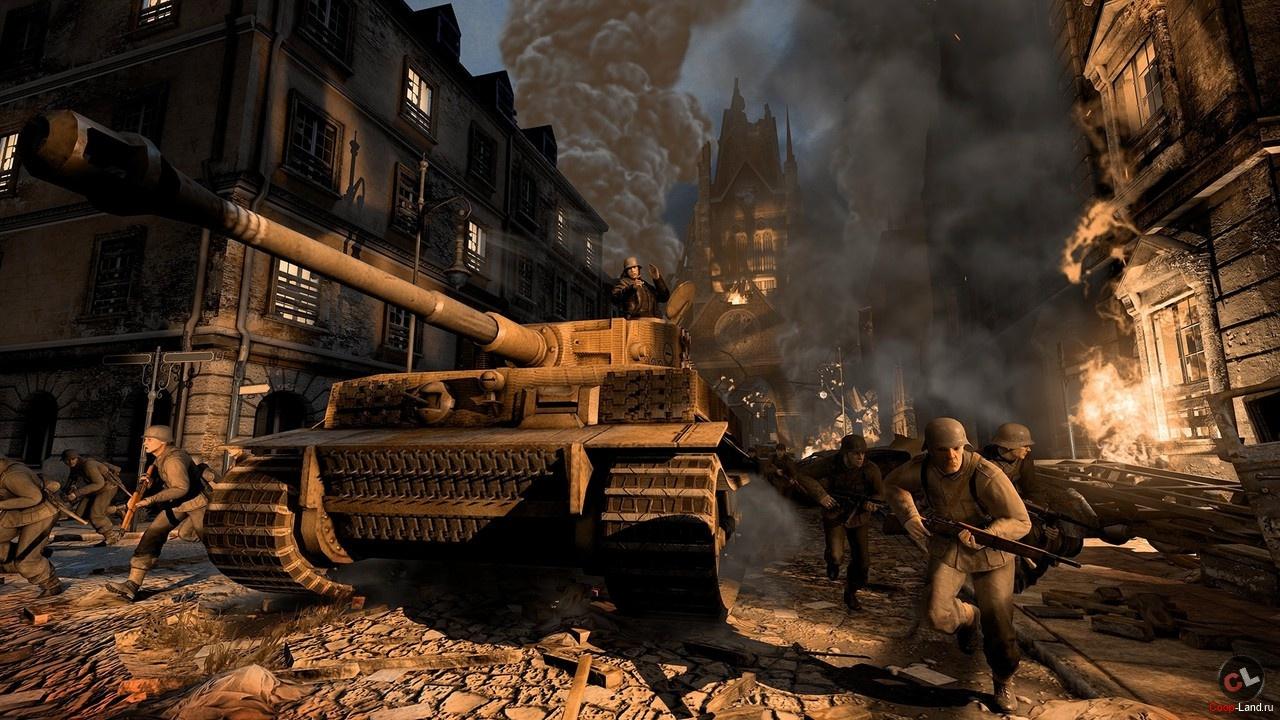Скачать Sniper Elite v2 (2012/Rus/Rip от Martin) .