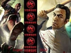 Logan vs Nick