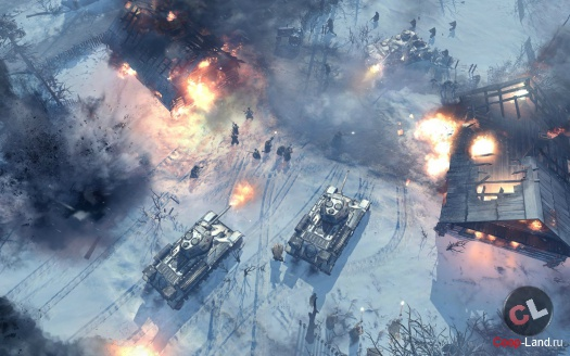 Company of Heroes 2 - ����� ��������� � ����������