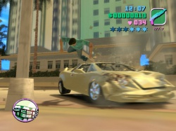 GTA IV: Vice City Rage