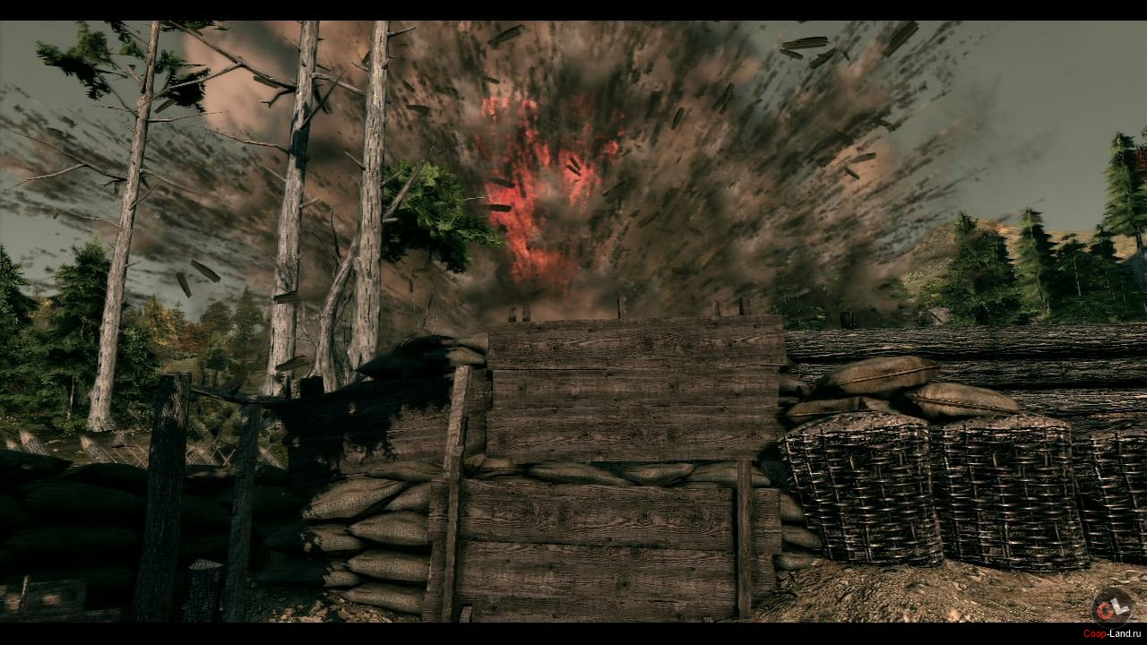 call of juarez bound in blood coop