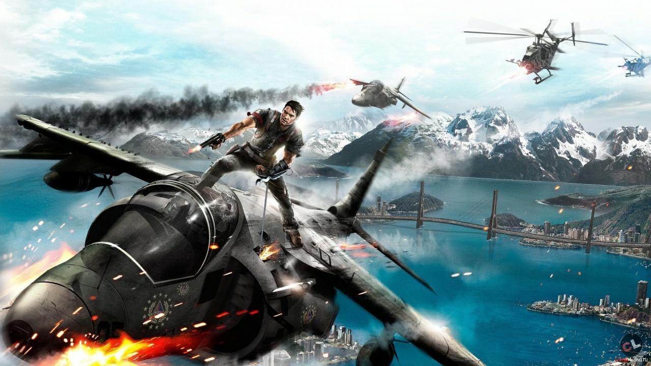 Just Cause 2: Multiplayer Mod / мультиплеер мод