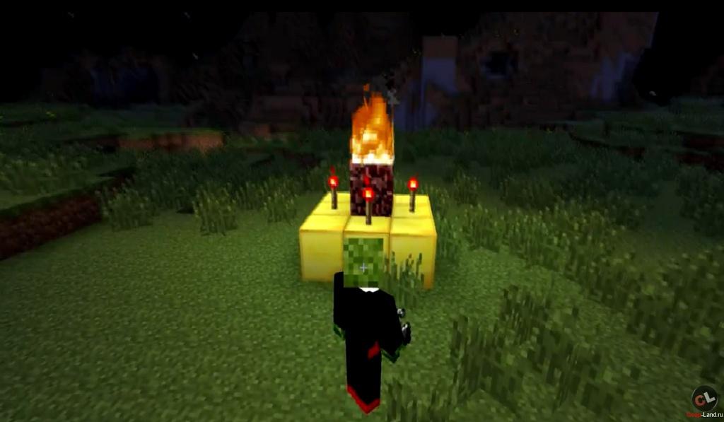 Играть давайте играть в minecraft часть 2