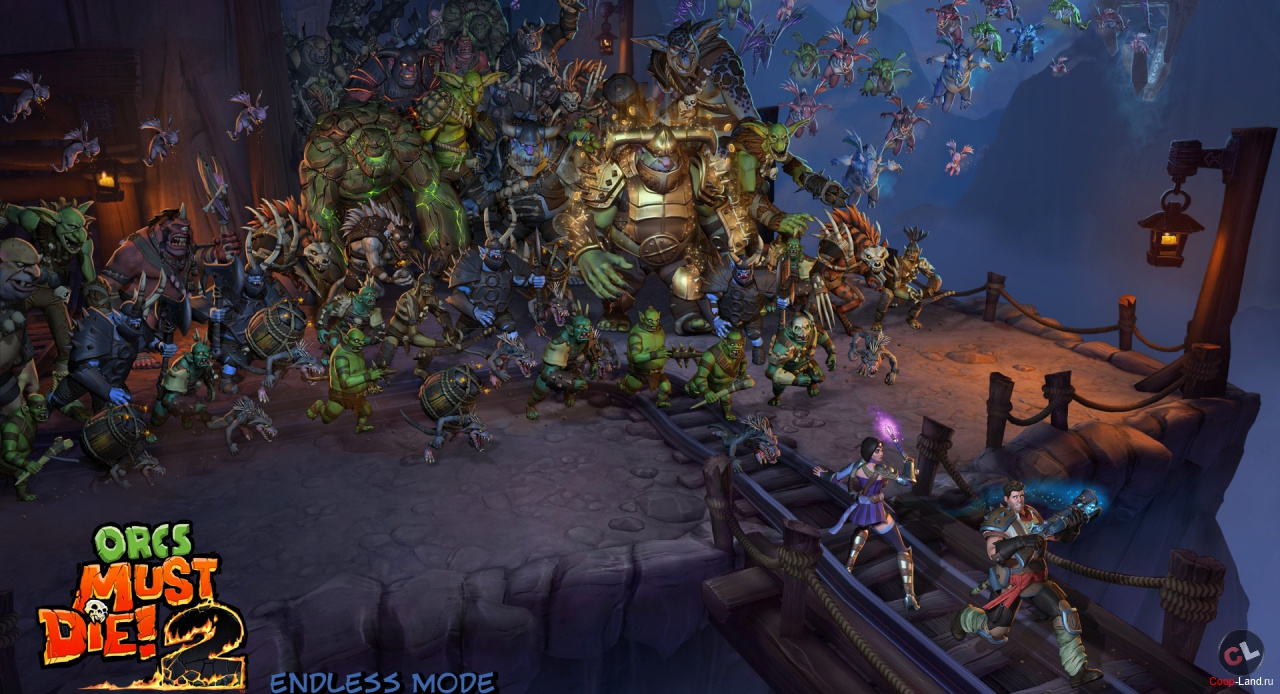 Orcs must die 2 nude patch naked images