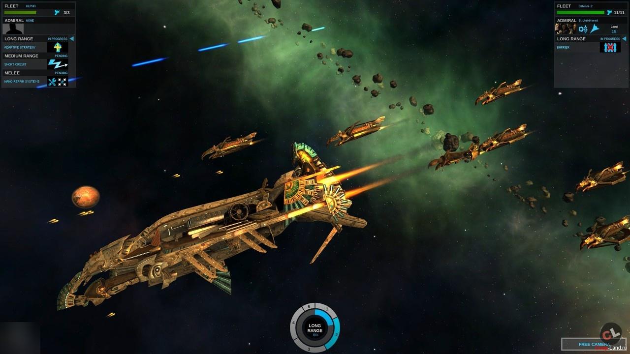 Игра вражеские корабли