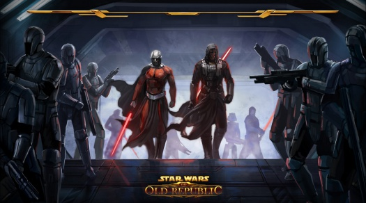 Star Wars: The Old Republic будет free-to-play