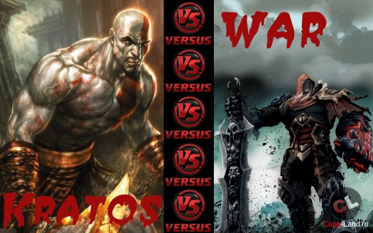 Kratos vs WAR