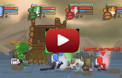 Видеорецензия Castle Crashers + текст
