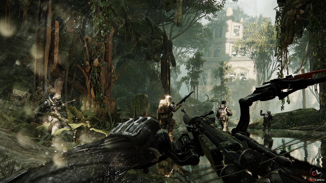 FAQ по ошибкам Crysis 3