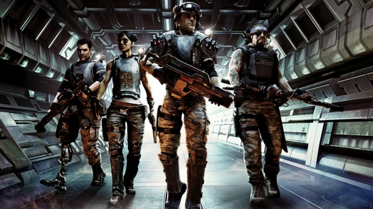 ����� ���� �� 4Gb ��� PC-������ Aliens: Colonial Marines