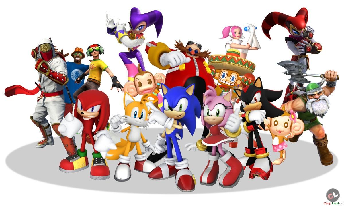 Игры Super Smash Bros