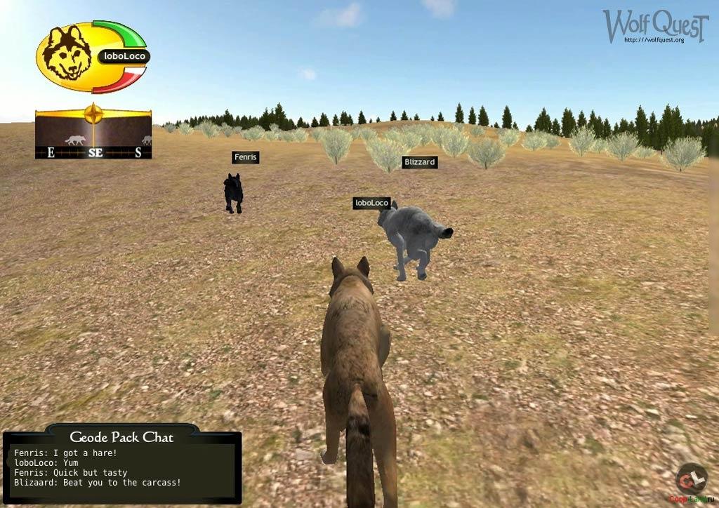 Wolfquest V 2.5.1 Скачать