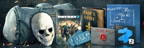 ����� ����������� ������� Payday 2