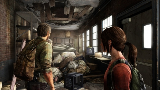 ����� ���� The Last of Us